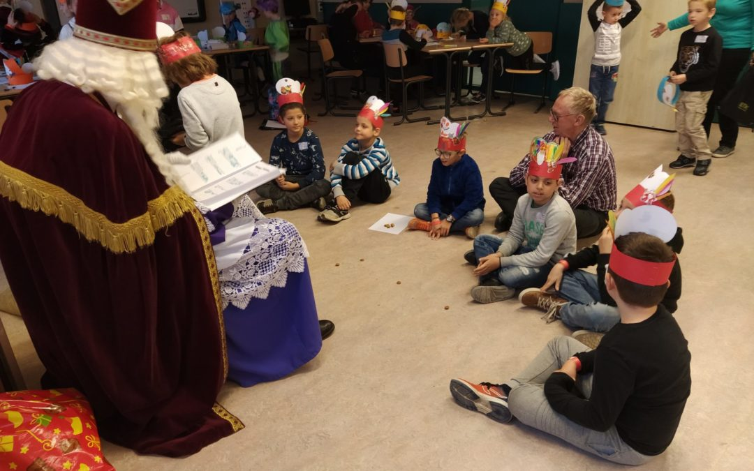 Sint en Pieten Fundag 23 november 2019